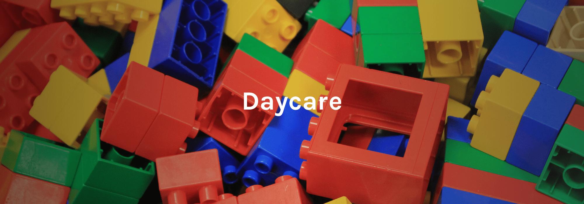 daycare banner