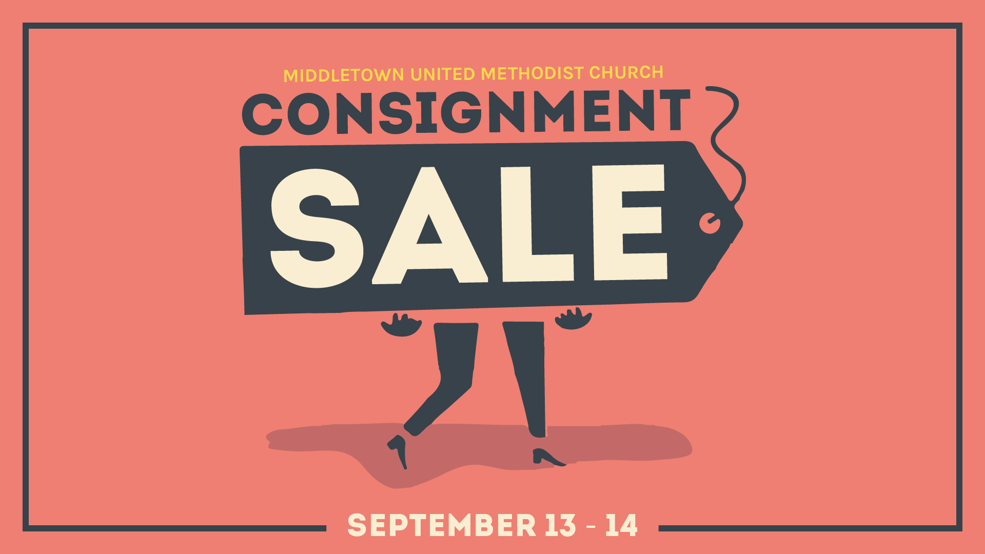 Kids Consignment Sale - Middletown United Methodist Church