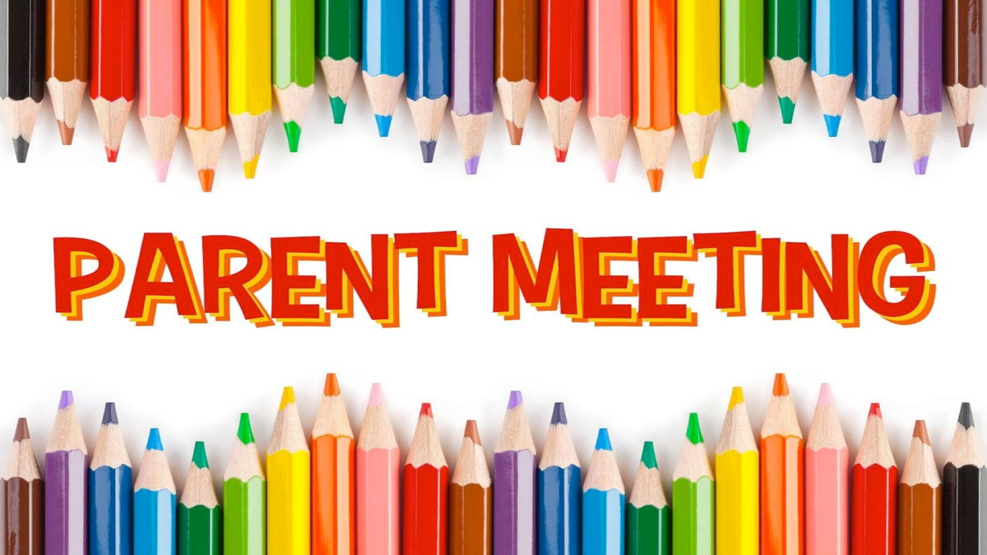 Parent Meeting - Middletown United Methodist Church